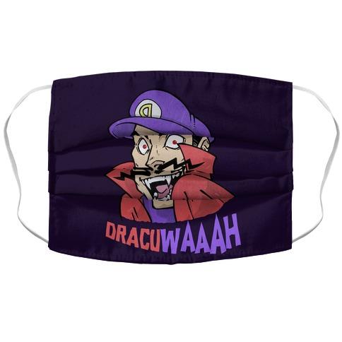 DracuWAAAH Accordion Face Mask