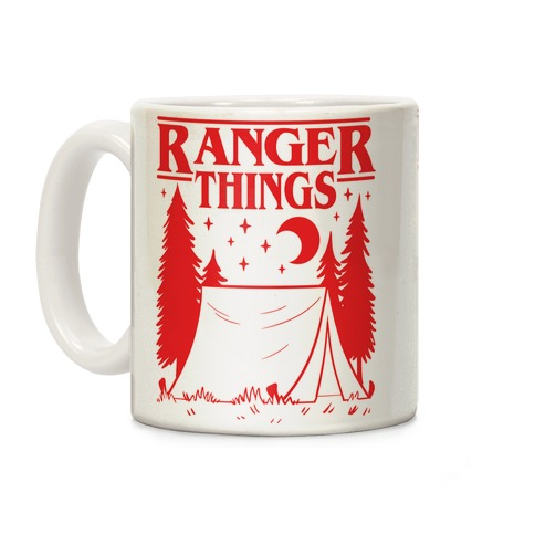 Ranger Things Coffee Mug