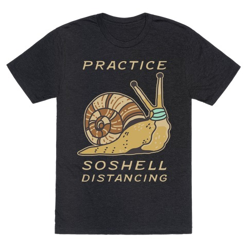 Practice SoShell Distancing T-Shirt