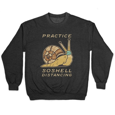 Practice SoShell Distancing Pullover