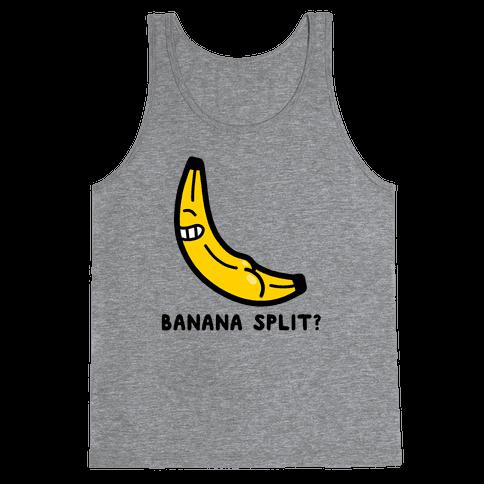 Banana Split? Tank Top