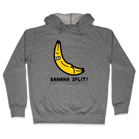 Banana Split? Hooded Sweatshirt