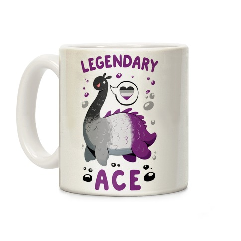 Legendary Ace Nessie Coffee Mug