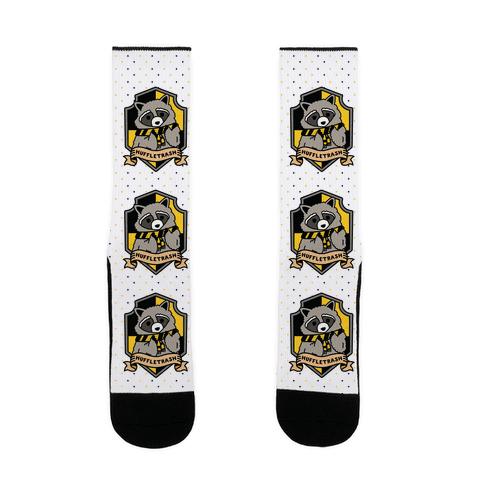 Huffletrash Sock
