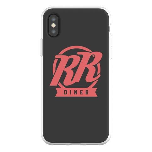 Double R Diner Logo Phone Flexi-Case