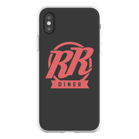 Double R Diner Logo Phone Flexi-Case