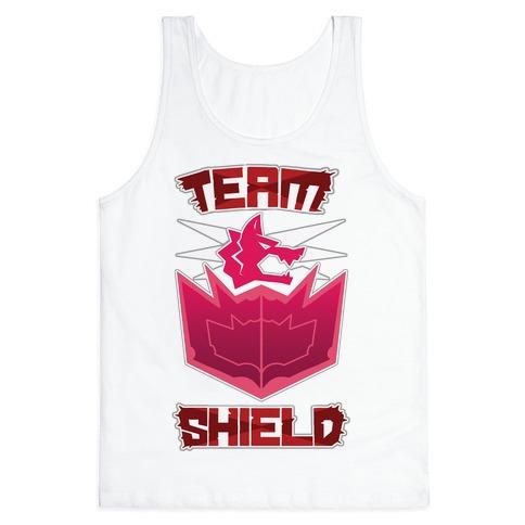 Team Shield Tank Top