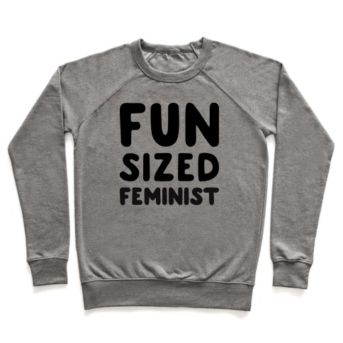 Fun-Sized Feminist (Baby) Pullover