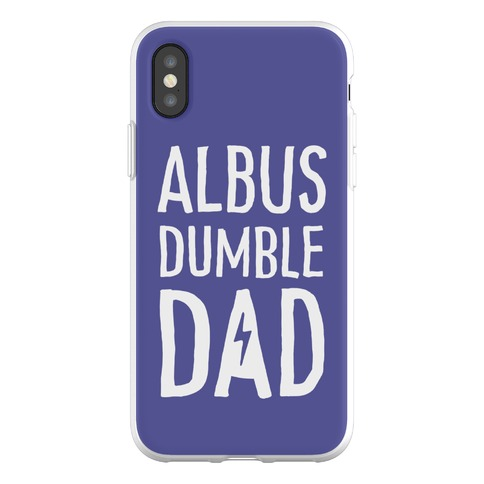 Albus Dumble Dad Phone Flexi-Case