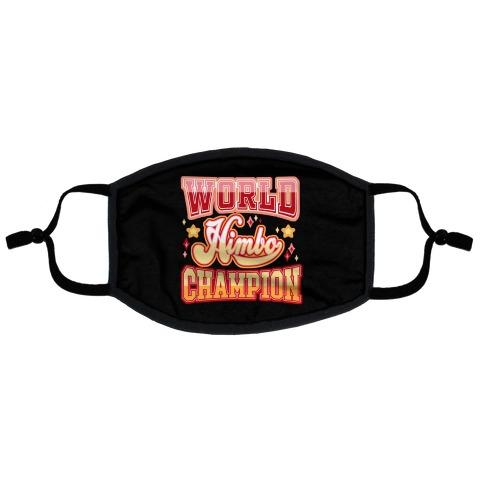 Himbo World Champion Flat Face Mask