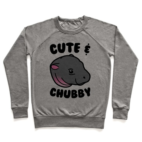 Cute & Chubby  Pullover