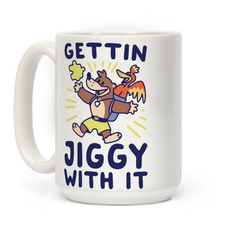 Gettin Jiggy With It Coffee Mug