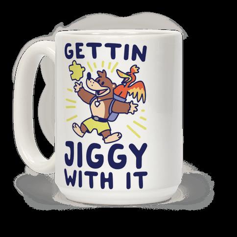 Gettin Jiggy With It Coffee Mug