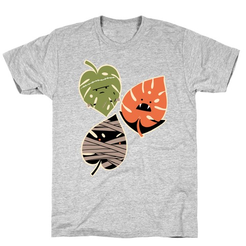 Classic Monstera Monsters T-Shirt