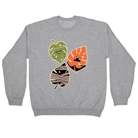Classic Monstera Monsters Pullover