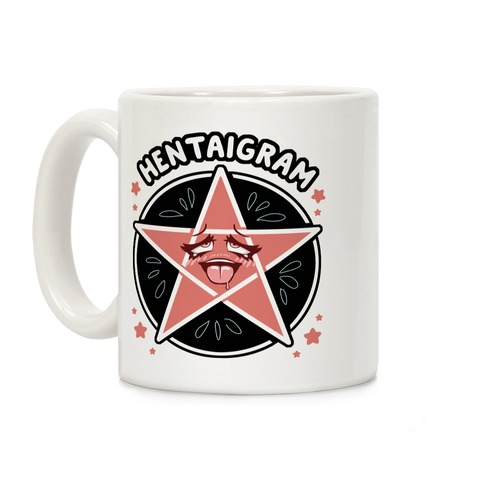 Hentaigram Coffee Mug