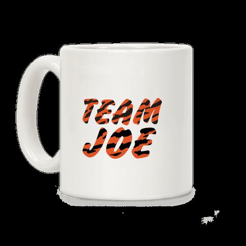 Team Joe Parody Coffee Mug