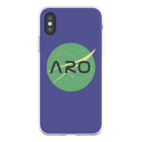 Aro Nasa Phone Flexi-Case