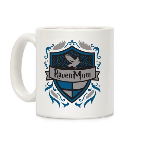RavenMom Parody Coffee Mug