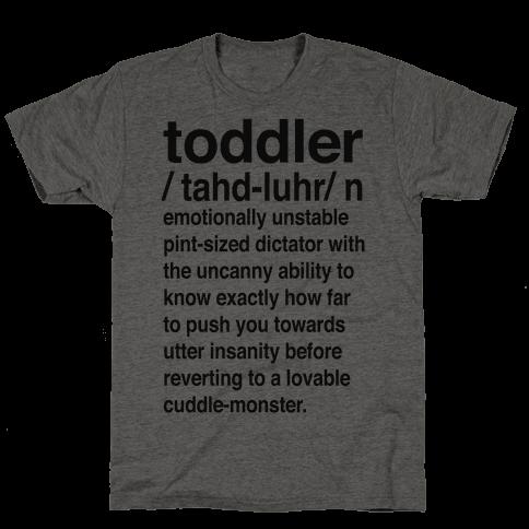 Toddler Definition