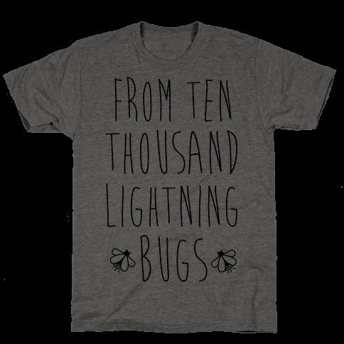 From Ten Thousand Lightning Bugs