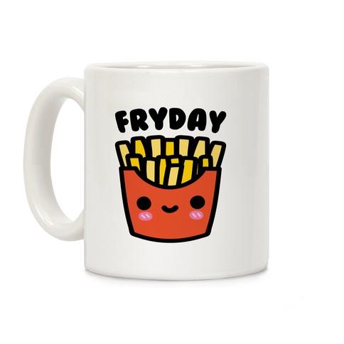 Fryday Coffee Mug