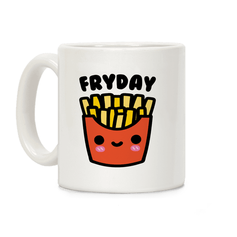 Fryday Coffee Mug
