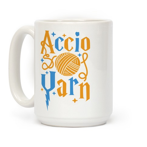 Accio Yarn Coffee Mug