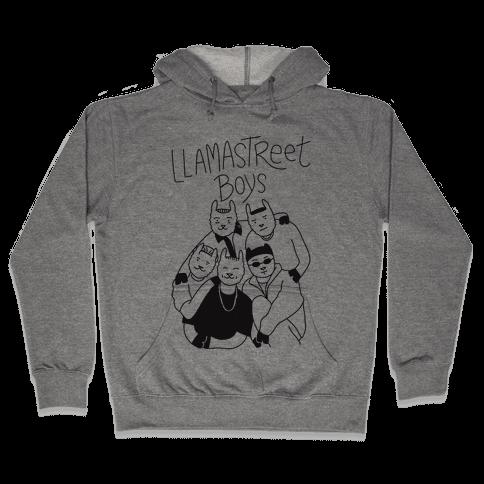 Llamastreet Boys Hooded Sweatshirt