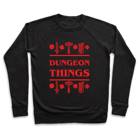Dungeon Things Pullover