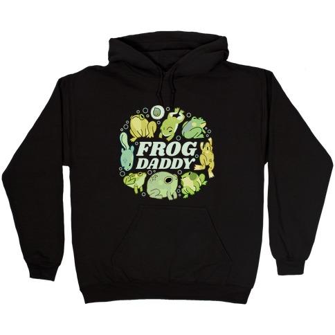 Frog Daddy Hooded Sweatshirt