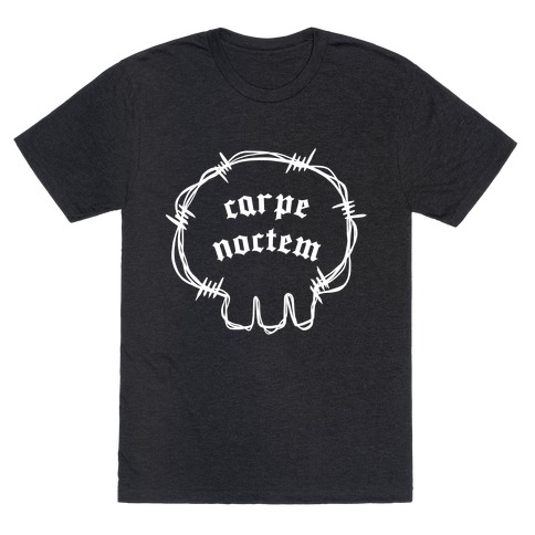 Carpe Noctem (white) T-Shirt