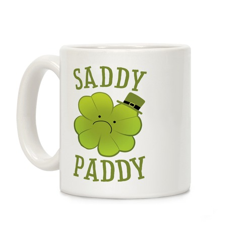 Saddy Paddy Coffee Mug