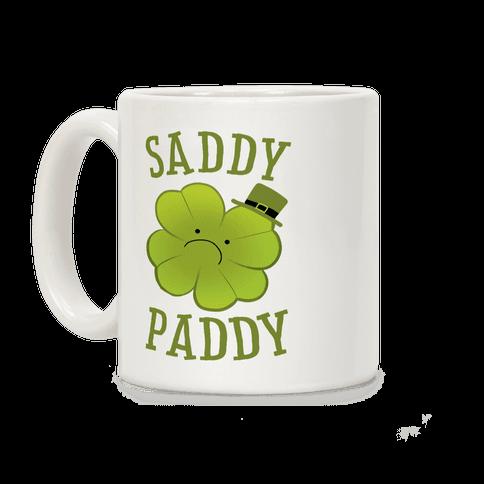 Saddy Paddy Coffee Mug
