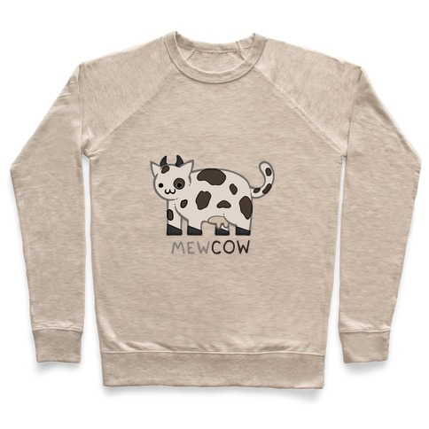 Mew Cow Pullover