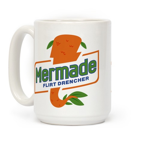 Mermade Coffee Mug