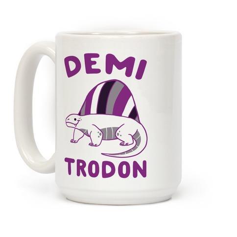 Demi-trodon - Dimetrodon  Coffee Mug