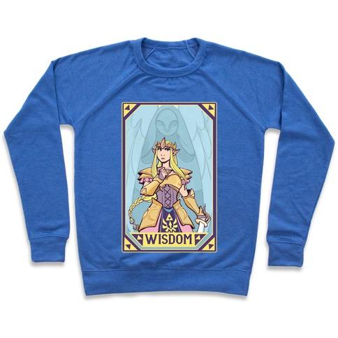 Wisdom - Zelda Pullover
