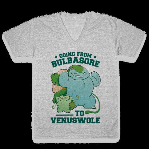 Venuswole V-Neck Tee Shirt