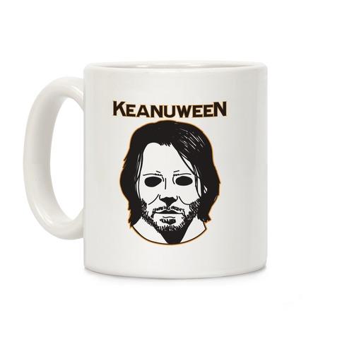 Keanuween - Keanu Halloween Coffee Mug