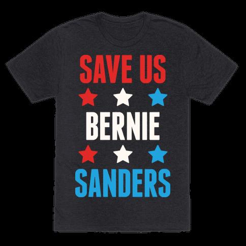 Save Us Bernie Sanders