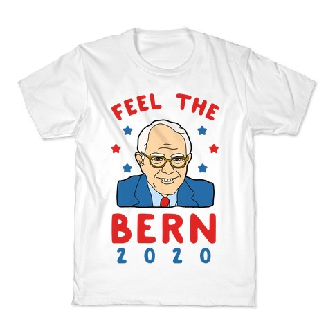 Feel the Bern 2020 Kids T-Shirt