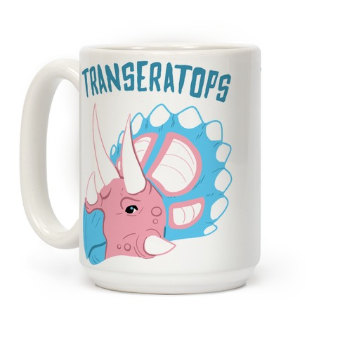 TRANSeratops Coffee Mug