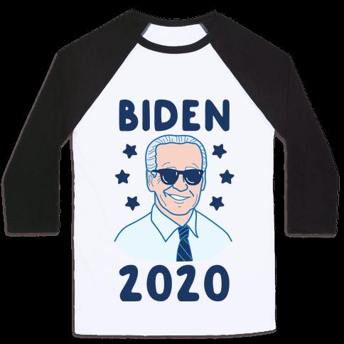 Biden 2020 Baseball Tee