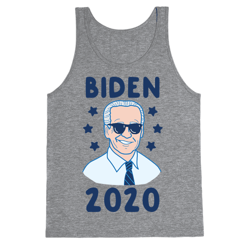 Biden 2020 Tank Top