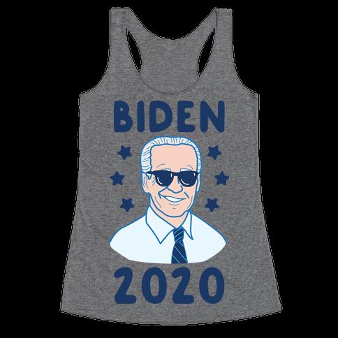 Biden 2020 Racerback Tank Top