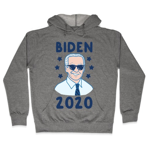 Biden 2020 Hooded Sweatshirt