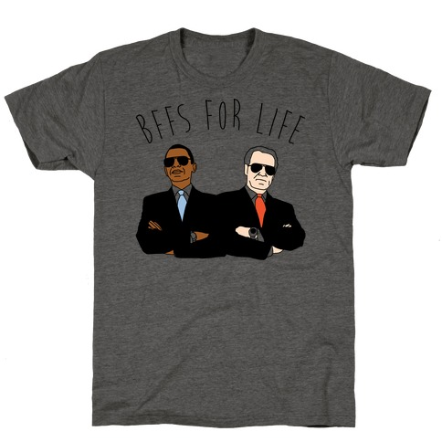Obama and Biden Bffs For Life T-Shirt