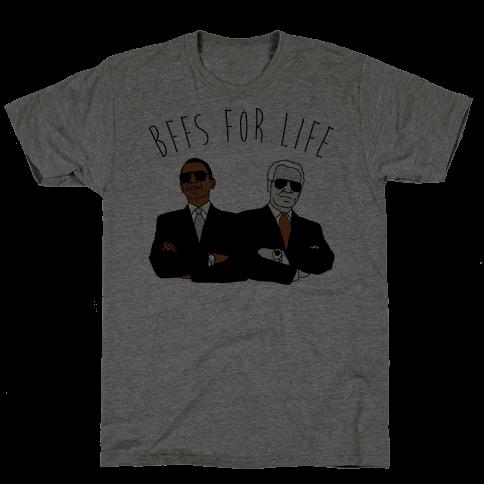 Obama and Biden Bffs For Life