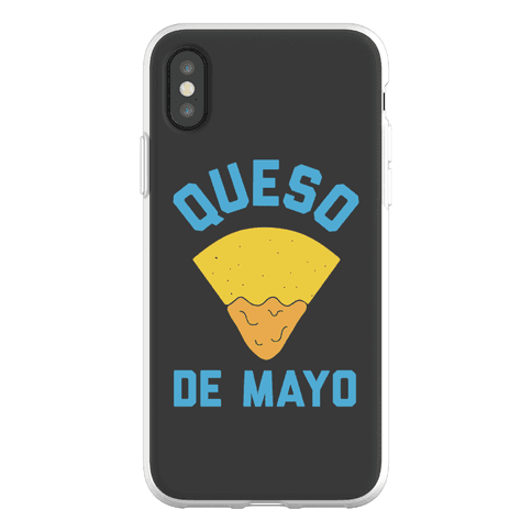 Queso De Mayo Phone Flexi-Case